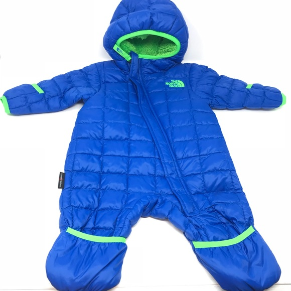 8e3d9d905 The North Face Thermoball Infant Bunting Snowsuit